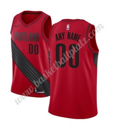 Portland Trail Blazers Trikot Herren 2018-19 Statement Edition Basketball Trikots NBA Swingman..